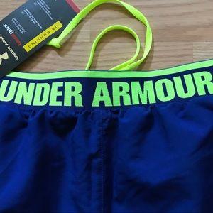 Under Armour Men's UA Running Shorts Size XL